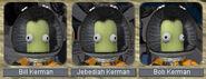Kerbal space program characters