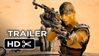 Mad Max Fury Road Official Retaliate Trailer (2015) - Charlize Theron, Tom Hardy Movie HD