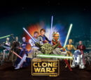 Star Wars: The Clone Wars (2008-2014 Series)