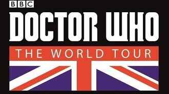 Doctor Who The World Tour - Doctor Who