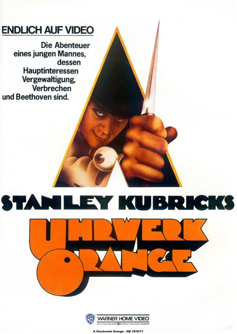 Film Uhrwerk Orange