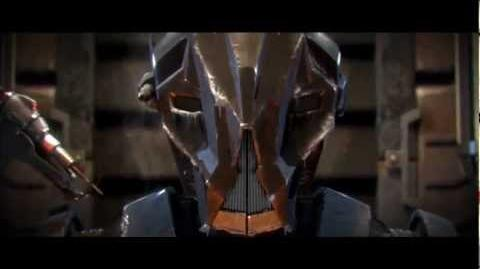 Star Wars The Old Republic HK-51 Revealed