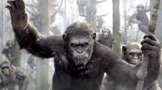 DAWN OF THE PLANET OF THE APES Official Trailer HD 1080p