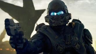 Halo 5 Guardians - Spartan Locke Trailer (Live Action)