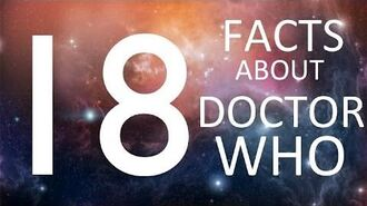 18 Doctor Who Facts You Probably Didn't Know - Doctor Who