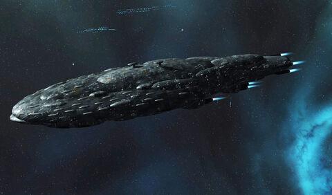 Viscount Class Star Defender