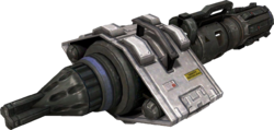Halo Missile Pod