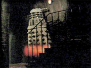 Flying Imperial Dalek