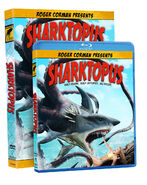 Sharktopus DVD and Blu-ray Disc