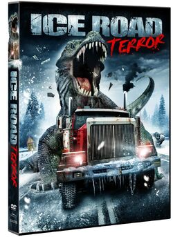 Ice Road Terror DVD
