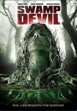 Swamp Devil DVD