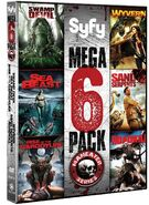 Syfy Mega 6 Pack Maneater Series