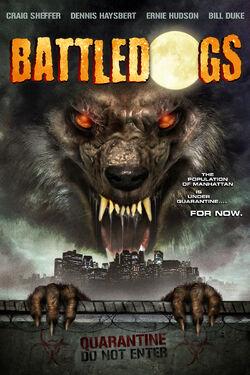 Battledogs DVD