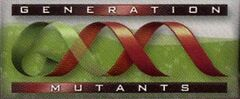 Generation Mutants Logo