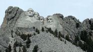 Bigfoot Mount Rushmore