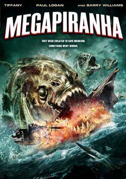 Mega Piranha DVD