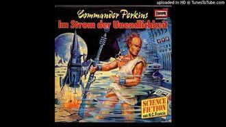Commander Perkins 2 - Im Strom der Unendlichkeit
