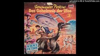 Commander Perkins 3 - Das Geheimnis der UFO´s