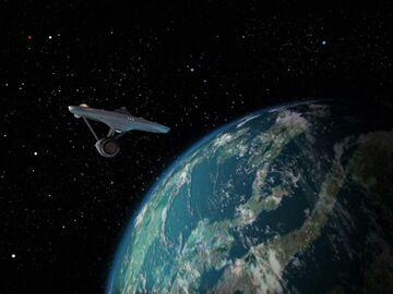 Planet CapellaIV