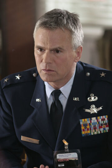General O'Neill