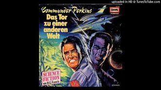 Commander Perkins 1 - Das Tor zu einer anderen Welt