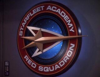 Red Squadron Emblem