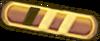 Rangabzeichen provisorischer Lieutenant Commander