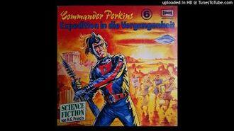 Commander Perkins 6 - Expedition in die Vergangenheit