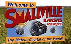 Smallville sign