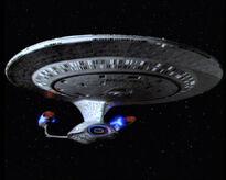 USS Enterprise NCC-1701-D