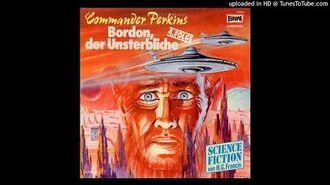Commander Perkins 4 - Bordon der Unsterbliche
