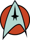 Sternenflotte Emblem ab 2270er