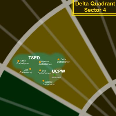Delta 4 Map