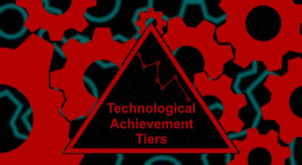 Technological Achievement Tiers Banner