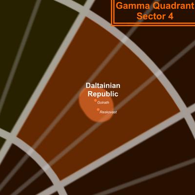 Gamma 4 Map