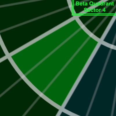Beta 4 Map