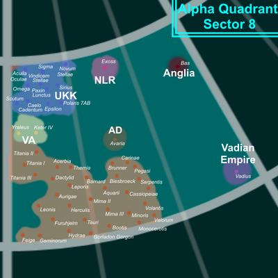Alpha 8 Map