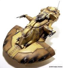 Natrail Tank