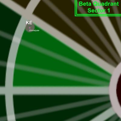 Beta 1 Map