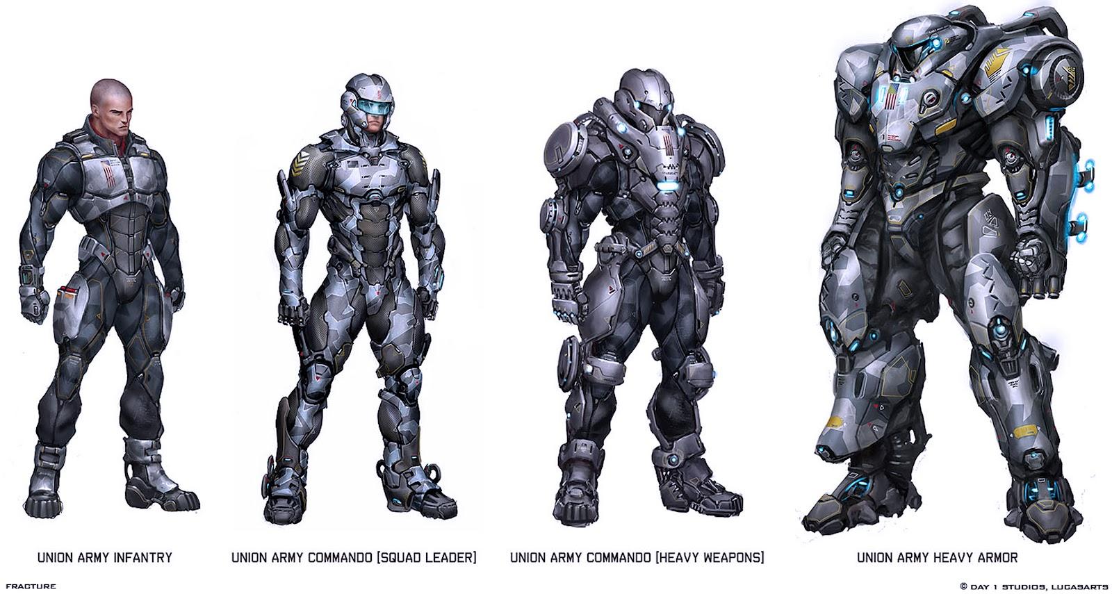 Image Human Armor Jpg Sci Fi Mini Builders Wiki Fandom Powered