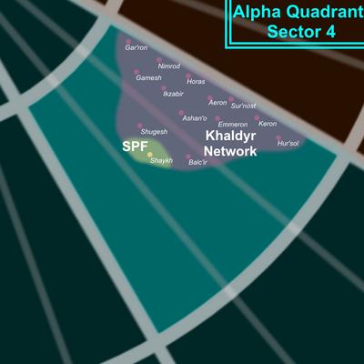 Alpha 4 Map