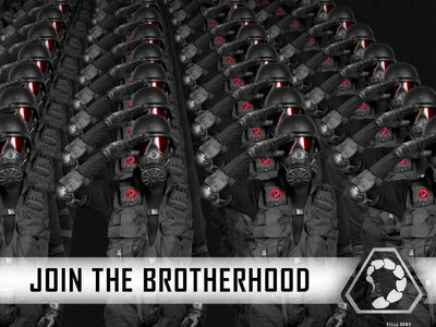 Join the brotherhood