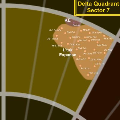 Delta 7 Map