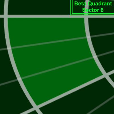Beta 8 Map