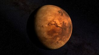 Mars-planet