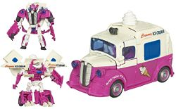 Deluxe Twin Ice Cream Truck