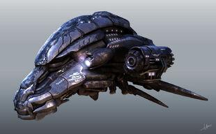 Spaceship by ghchew-d6jx8ck