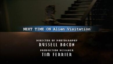 Alien Visitation Credits