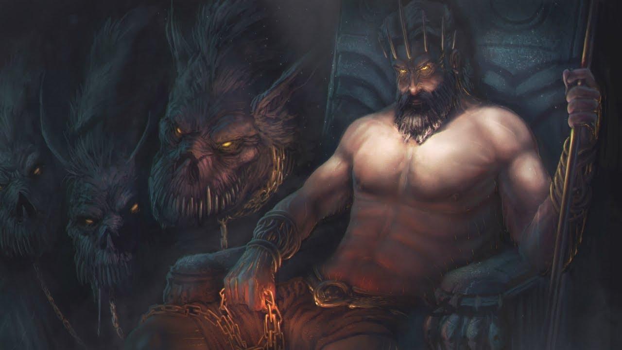Hades | Scion Second Edition Wiki | Fandom