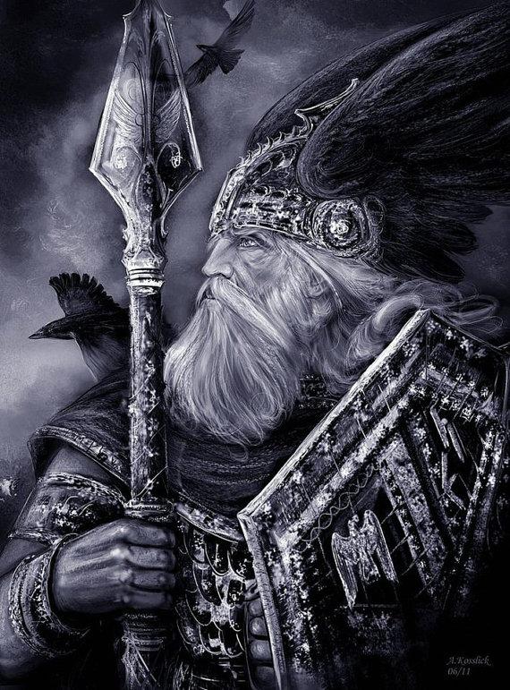Odin Scion Second Edition Wiki Fandom Powered By Wikia